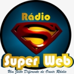 Logo da emissora Rádio Super Web