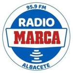 Logo da emissora Radio Marca Albacete 95.9 FM