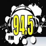 Logo da emissora Rádio Estrela 94.5 FM