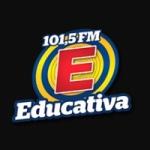 Logo da emissora Rádio Educativa de Iporá 101.5 FM