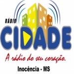 Logo da emissora Rádio Cidade FM Web