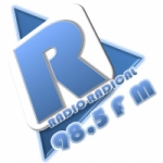Logo da emissora Rádio Radical FM