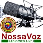 Logo da emissora Nossa Voz Rádio Web