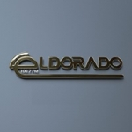 Logo da emissora Rádio Eldorado 100.7 FM