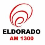 Logo da emissora Rádio Eldorado 1300 AM