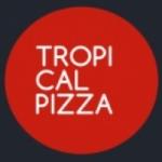 Logo da emissora Radio Deejay Tropical Pizza