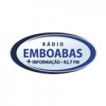 Logo da emissora Rádio Emboabas 92.7 FM