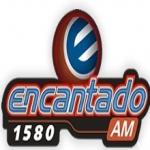 Logo da emissora Rádio Encantado 1580 AM