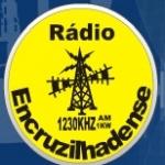 Logo da emissora Rádio Encruzilhadense 1230 AM