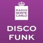 Logo da emissora Radio Monte Carlo Disco Funk