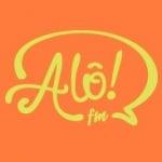 Logo da emissora Rádio Alô 96.7 FM