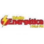 Logo da emissora Rádio Energética 106.9 FM