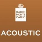 Logo da emissora Radio Monte Carlo Acoustic