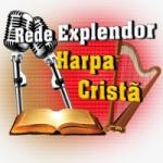 Logo da emissora Rede Explendor Harpa Cristã