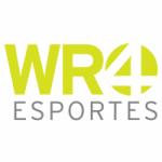 Logo da emissora WR4 Esportes