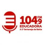 Logo da emissora Rádio Educadora FM