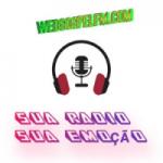 Logo da emissora Rádio Web Gospel FM