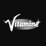 Logo da emissora Vitamine 107.2 FM