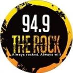 Logo da emissora KAGO 94.9 FM