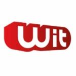 Logo da emissora WIT 100.8 FM