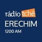 Logo da emissora Rádio Erechim 1200 AM