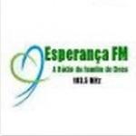 Logo da emissora Rádio Esperança 103.7 FM