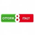 Logo da emissora Radio Otto FM Italy