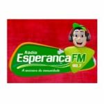 Logo da emissora Rádio Esperança 98.5 FM