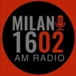 Logo da emissora Radio Milano 1602 AM