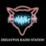 Logo da emissora Deejayfox Radio Station