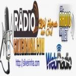 Logo da emissora Rádio Silveirinha