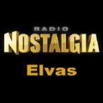Logo da emissora Rádio Nostalgia Elvas