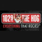 Logo da emissora WHQG 102.9 FM