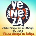 Logo da emissora Rádio Veneza FM Do Marajó