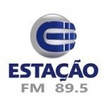 Logo da emissora Rádio Estação 89.5 FM