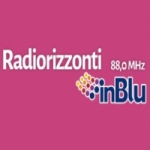 Logo da emissora Radiorizzonti 88.0 FM