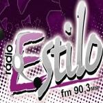 Logo da emissora Rádio Estilo 90.3 FM