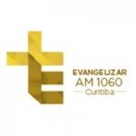 Logo da emissora Rádio Evangelizar 1060 AM 1040 AM