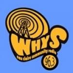 Logo da emissora WHYS 96.3 FM