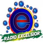 Logo da emissora Rádio Excelsior 96.1 FM