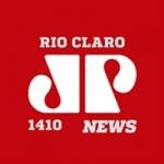 Logo da emissora Rádio Excelsior Jovem Pan News 1410 AM