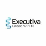 Logo da emissora Rádio Executiva 92.7 FM