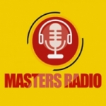 Logo da emissora Masters Radio