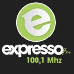 Logo da emissora Rádio Expresso 100.1 FM