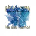 Logo da emissora Rádio Flash Rio