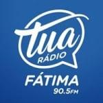 Logo da emissora Rádio Tua Fátima 90.5 FM