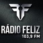 Logo da emissora Rádio Feliz de Pádua 1450 AM