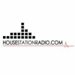 Logo da emissora House Station Radio
