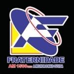 Logo da emissora Rádio Fraternidade 1500 AM