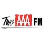 Logo da emissora Radio 2AAA FM